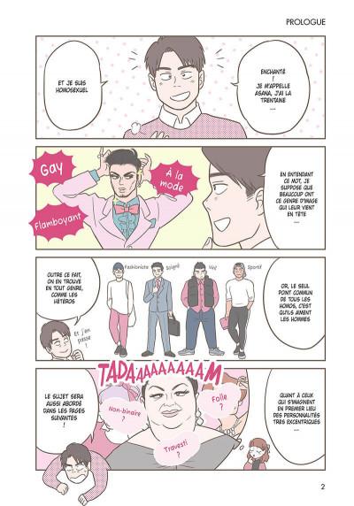 Page 3 Asana n'est pas hétéro