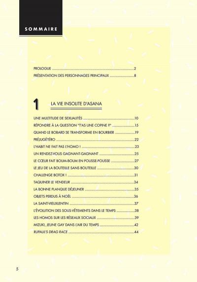 Page 6 Asana n'est pas hétéro