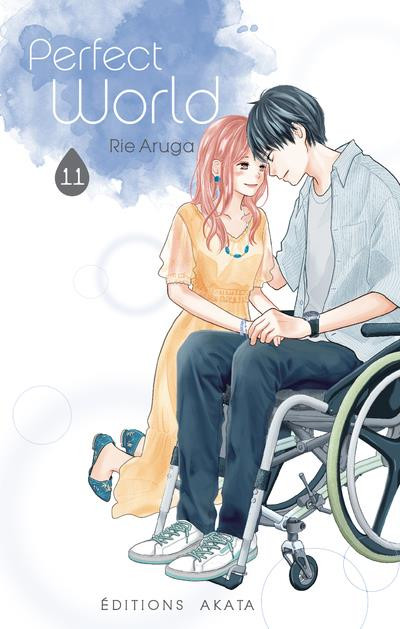 Couverture Perfect world tome 11
