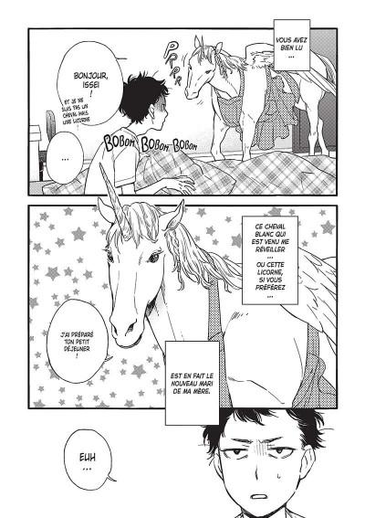 Page 5 Mon papa est une licorne