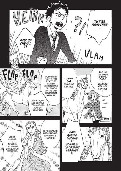 Page 8 Mon papa est une licorne