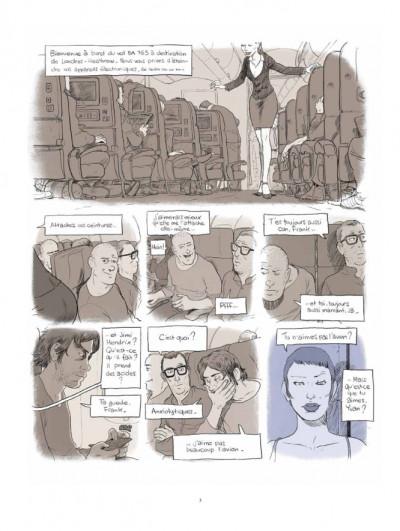 Page 1 Une histoire d'hommes