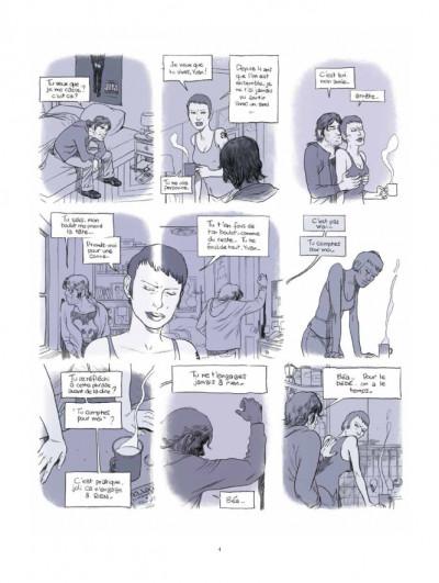 Page 2 Une histoire d'hommes