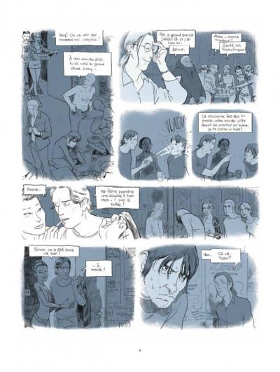 Page 6 Une histoire d'hommes