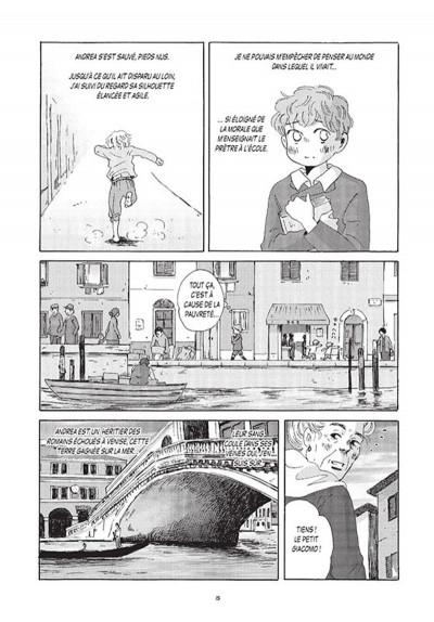 Page 1 Giacomo Foscari tome 1 - livre mercure