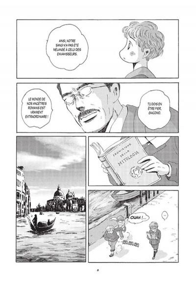 Page 4 Giacomo Foscari tome 1 - livre mercure