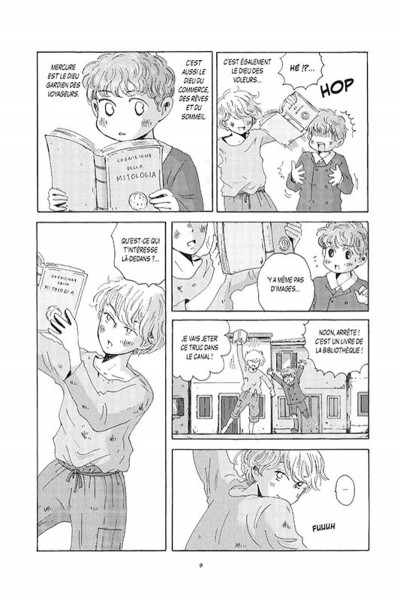 Page 5 Giacomo Foscari tome 1 - livre mercure