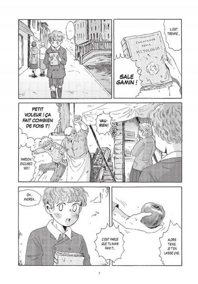Page 7 Giacomo Foscari tome 1 - livre mercure