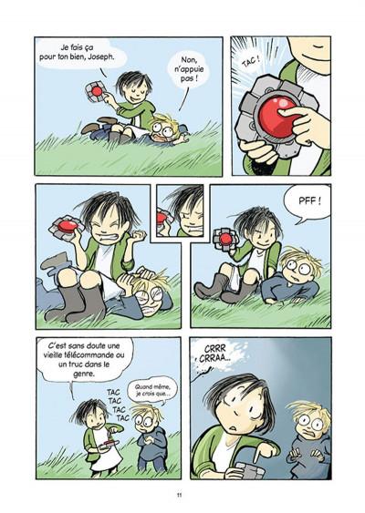 Page 7 Zita tome 1
