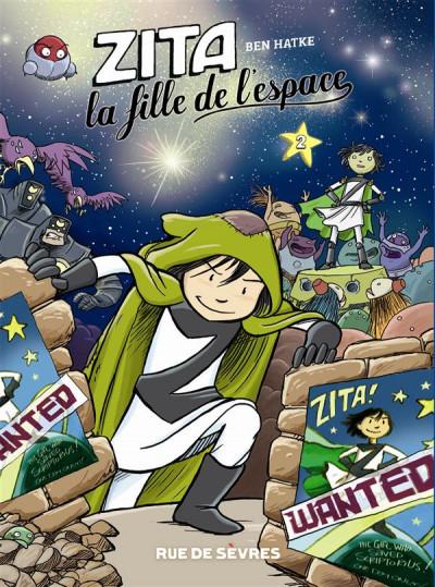 image de Zita tome 2 - la fille de l'espace