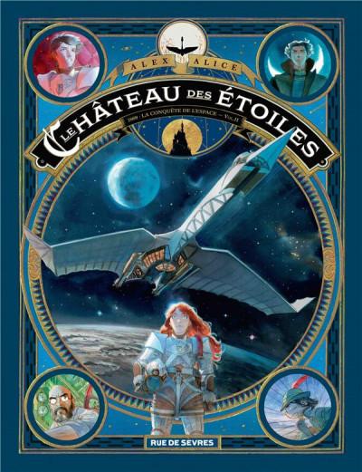 image de Le château des étoiles tome 2 - la conquête de l'espace