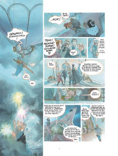 Page 4 Le château des étoiles tome 2