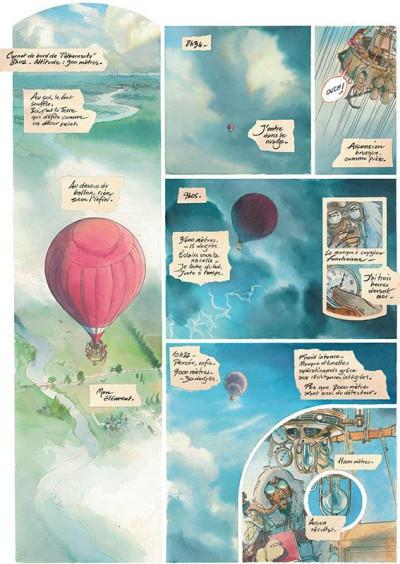 Page 2 le château des étoiles tome 1 - 1869 à la conquête de l'espace (grand format)