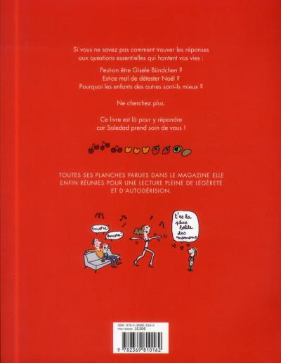 Dos la BD de Soledad tome 1 - la compile de l'année