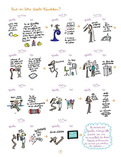 Page 1 la BD de Soledad tome 1 - la compile de l'année