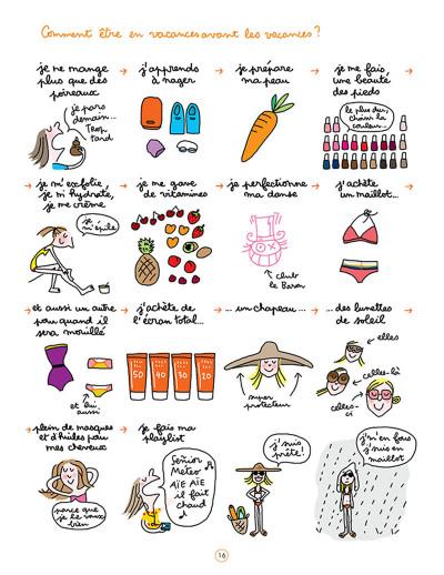 Page 0 la BD de Soledad tome 1 - la compile de l'année