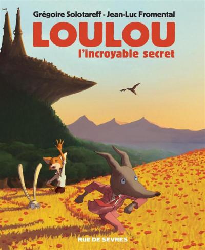 image de Loulou, l'incroyable secret