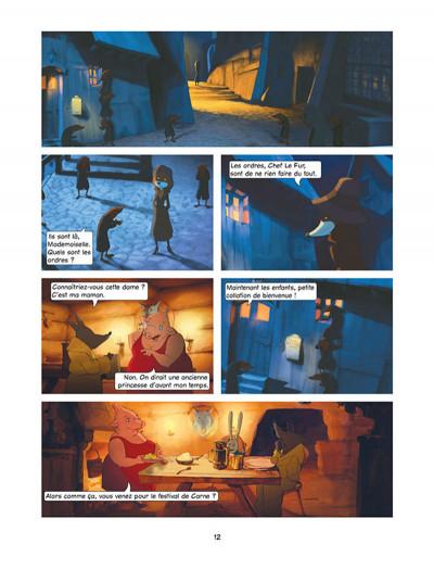 Page 0 Loulou, l'incroyable secret
