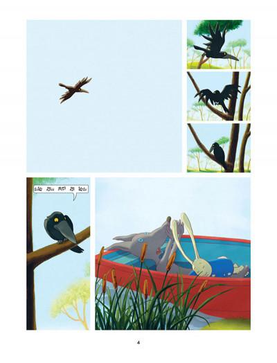 Page 2 Loulou, l'incroyable secret