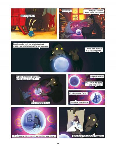 Page 4 Loulou, l'incroyable secret