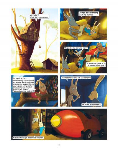Page 5 Loulou, l'incroyable secret