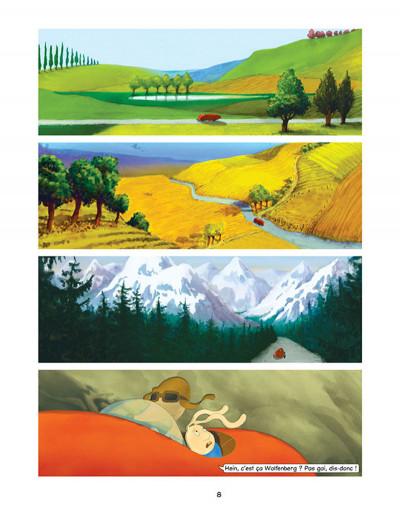 Page 6 Loulou, l'incroyable secret