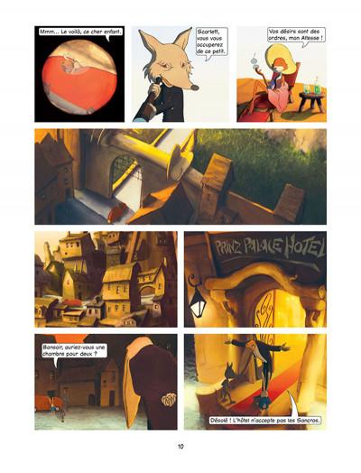 Page 8 Loulou, l'incroyable secret