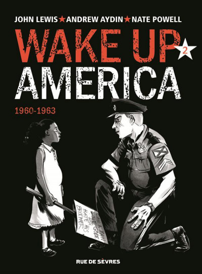 image de Wake up america tome 2 - 1960-1963