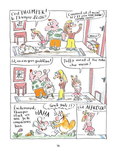 Page 0 journal d'un chat assassin tome 1