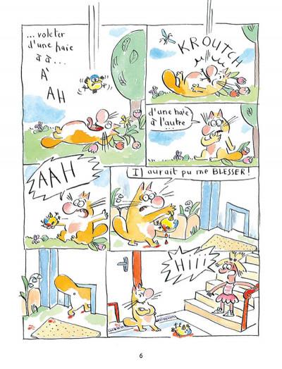 Page 2 journal d'un chat assassin tome 1