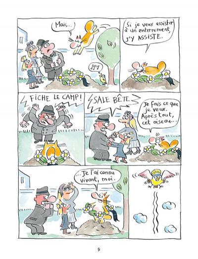 Page 5 journal d'un chat assassin tome 1