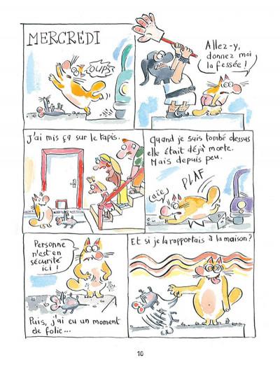 Page 6 journal d'un chat assassin tome 1