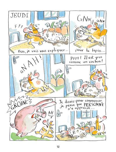 Page 8 journal d'un chat assassin tome 1