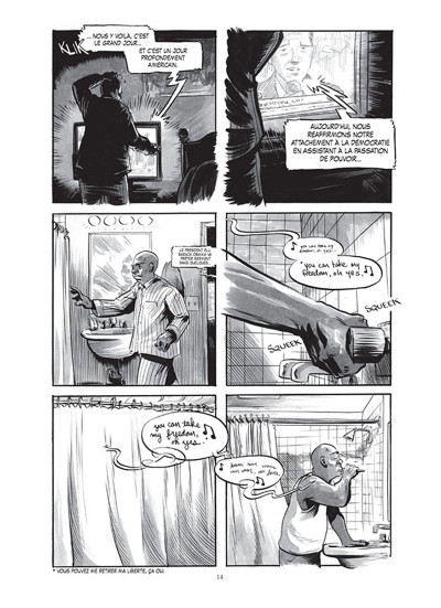Page 0 Wake up America tome 1