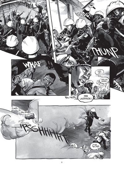 Page 4 Wake up America tome 1