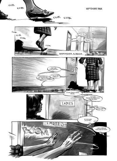Page 1 Wake up America tome 3