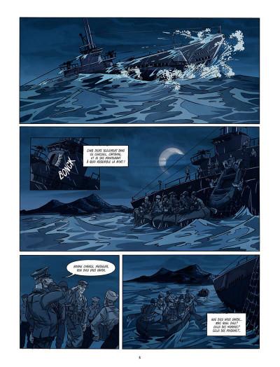 Page 5 Black sands - unité 731