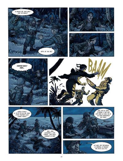 Page 8 Black sands - unité 731