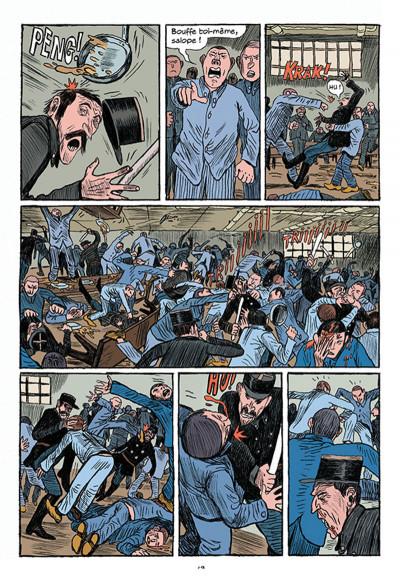 Page 0 Arsène Lupin les origines tome 1 - les disparus de la Haute Boulogne