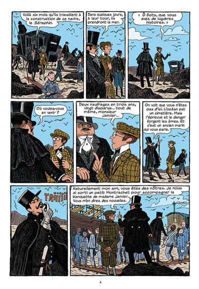 Page 2 Arsène Lupin les origines tome 1 - les disparus de la Haute Boulogne