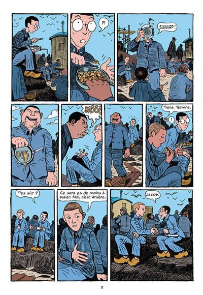 Page 3 Arsène Lupin les origines tome 1 - les disparus de la Haute Boulogne