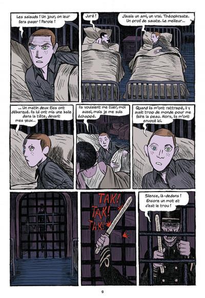 Page 7 Arsène Lupin les origines tome 1 - les disparus de la Haute Boulogne