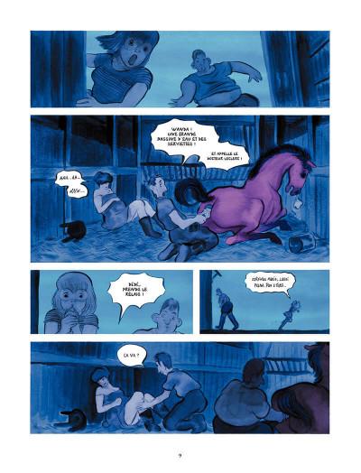 Page 4 Tempête au haras