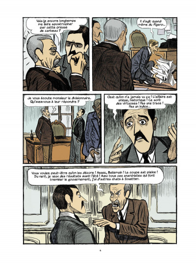 Page 2 Arsène Lupin, les origines tome 3