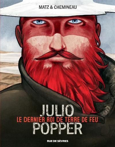 image de Julio Popper, le dernier roi de terre de feu