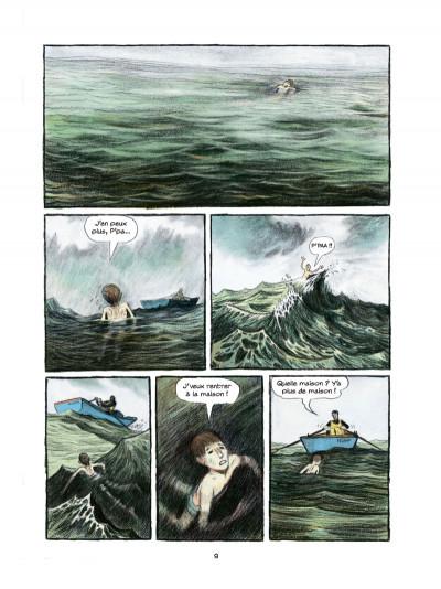 Page 1 Là où la naît la brume