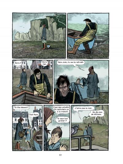 Page 3 Là où la naît la brume