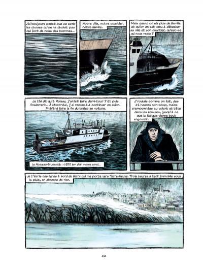 Page 4 Là où la naît la brume