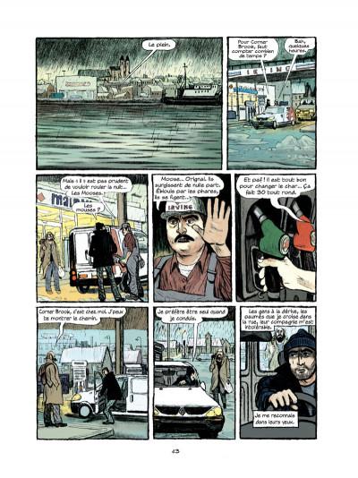 Page 5 Là où la naît la brume