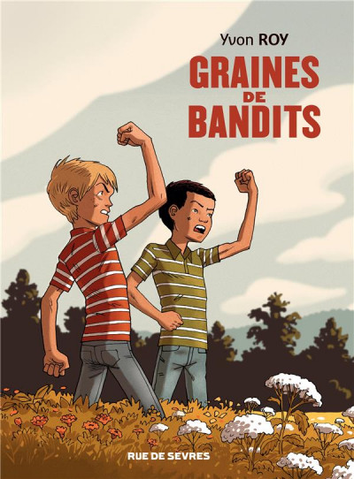Couverture Graines de bandits